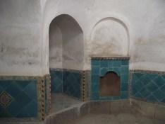 Baths, Sarteep House, Sede