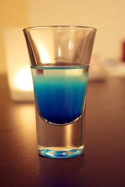 Shooter - Kamikaze blue1