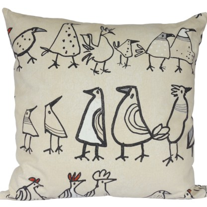 Character Chicks Scatter Cushion, home decor gift