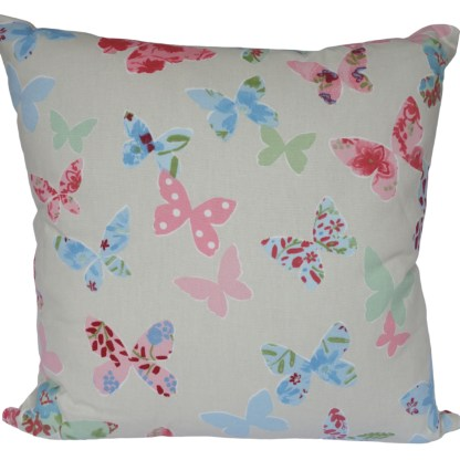 Patterned Butterflies Scatter Cushion, home decor gift