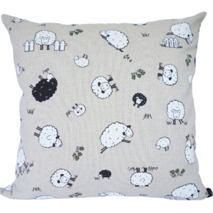 Character Sheep design Scatter Cushion, home decor gift