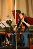 Bulgaria, playing continuo for Les Ambassadeurs
