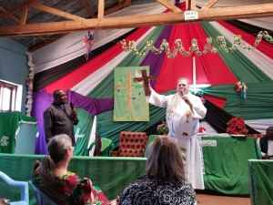 Worship in Bomalang'ombe