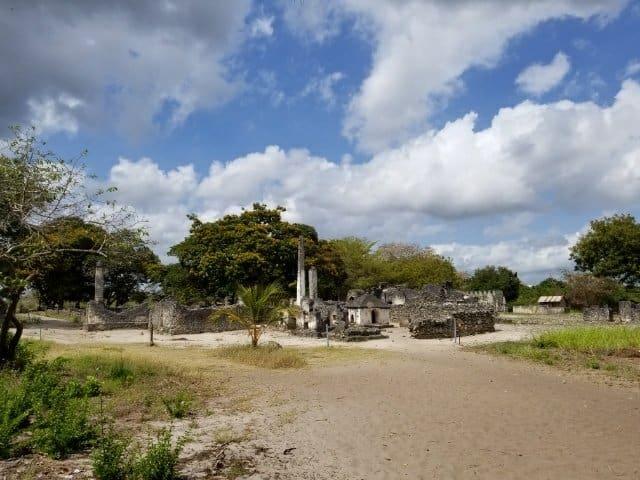Bagamoyo, Dar es Salaam