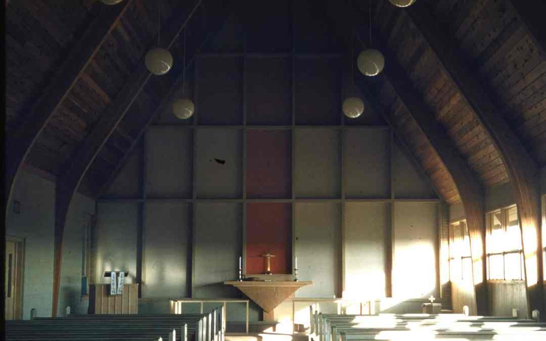 From Milt: Dwelling in God's House