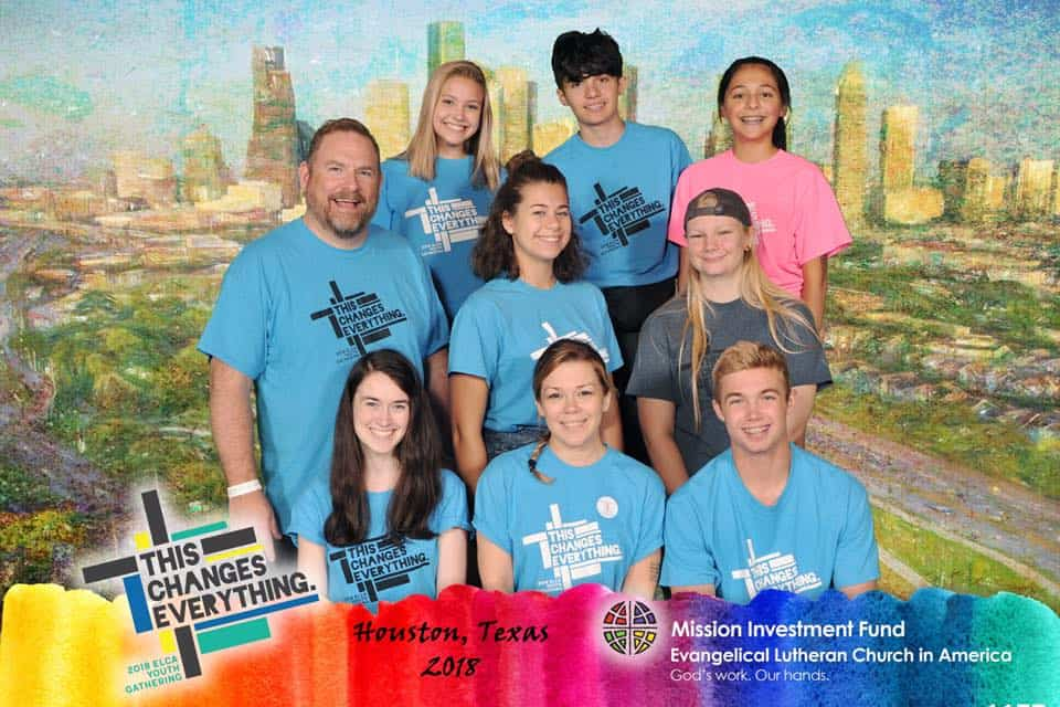 Youth Tell of ELCA Gathering