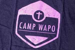 Camper Blessing on Sunday, July 7
