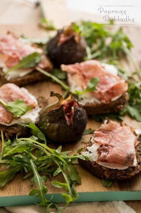 tosty z figami