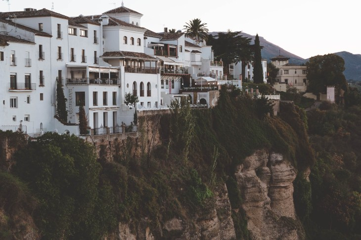 Ronda, city view - Spain, Andalusia