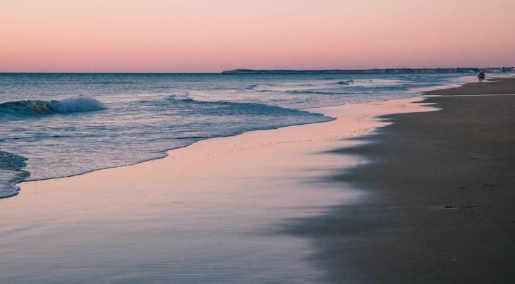 Plaża w Conil, Andaluzja