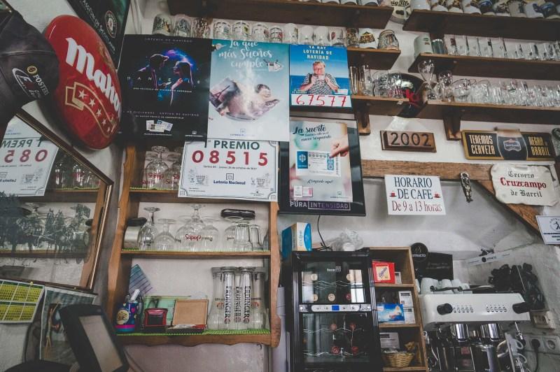 Conil - Cerveceria i informacje o loterii państwowej