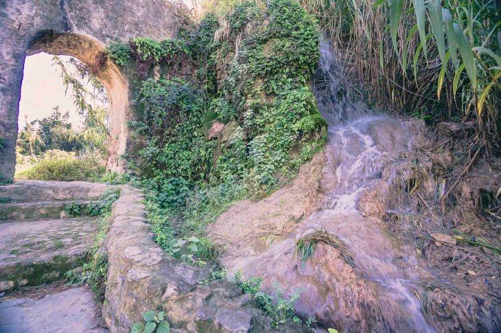 Wodospady Santa Lucia, Hiszpania, Andaluzja