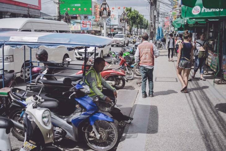 migawki z Krabi Town