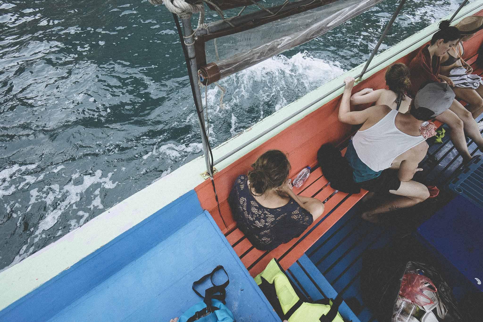 Gdzieś na morzu Andamańskim