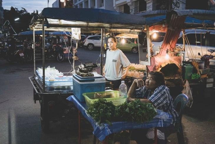 stoisko na City Market