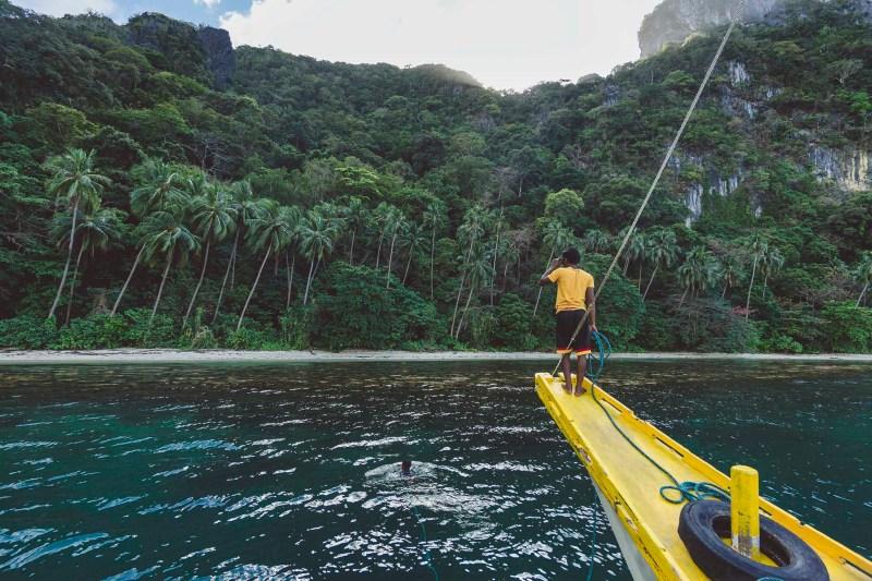ostatni przystanek naszej żółtej łodzi