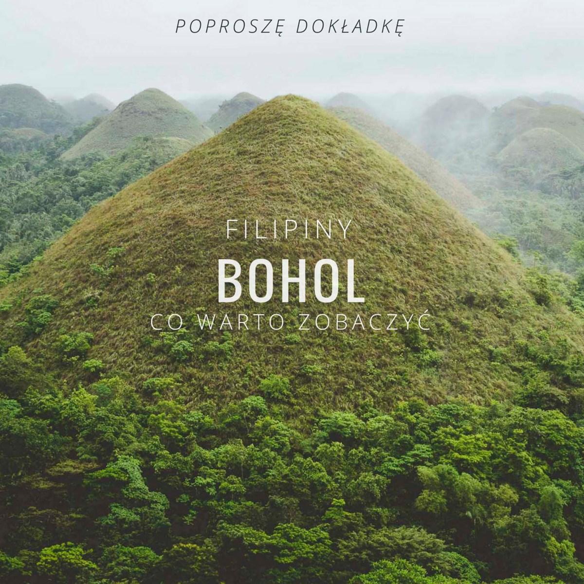 Bohol, Filipiny - co warto zobaczyć