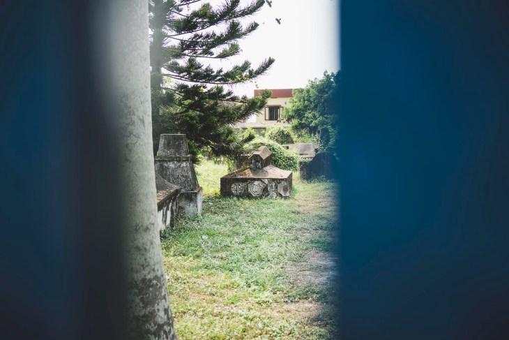 Cmentarz zza krat