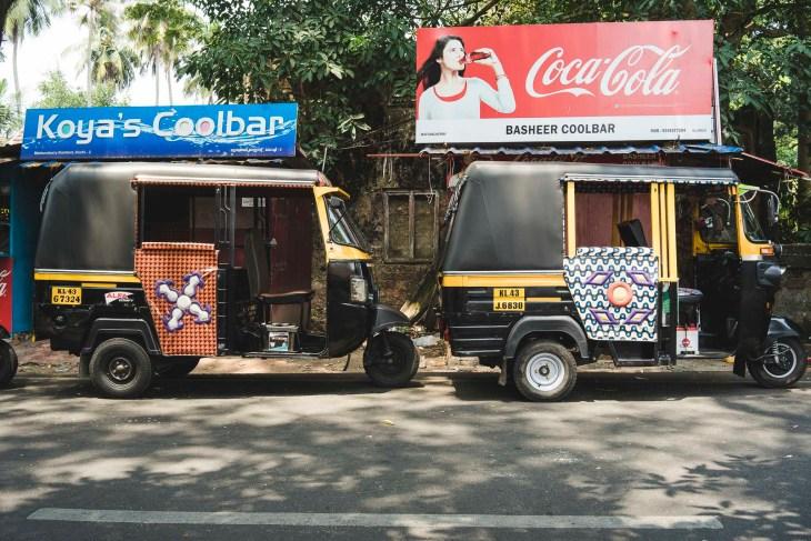 indyjskie riksze