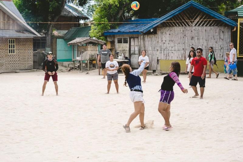 Obok koszykówki, siatkówka na plaży to drugi popularny sport wśród Filipińczyków