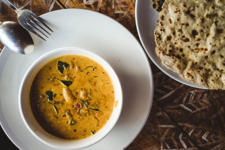 keralskie jedzenie, jedno z najlepszych na naszym szlaku!