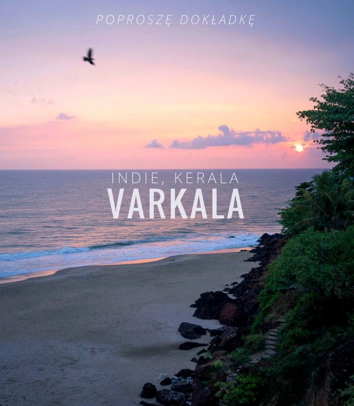 Varkala - Indie, Kerala Varkala wakacje
