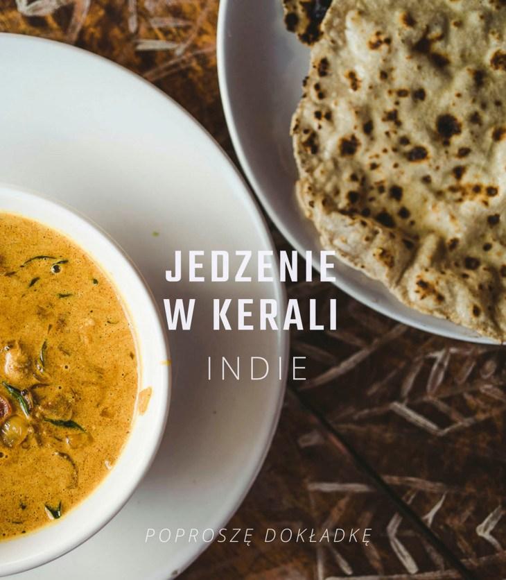 Jedzenie w Kerali, Indie, Curry