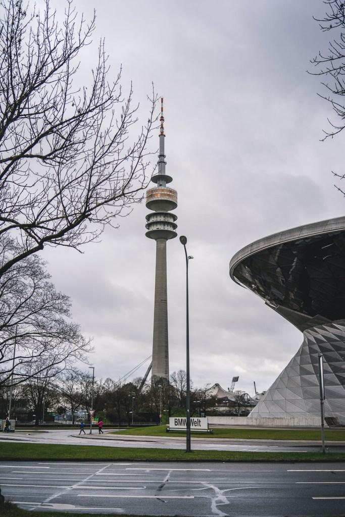 Olimpiaturm, wieża