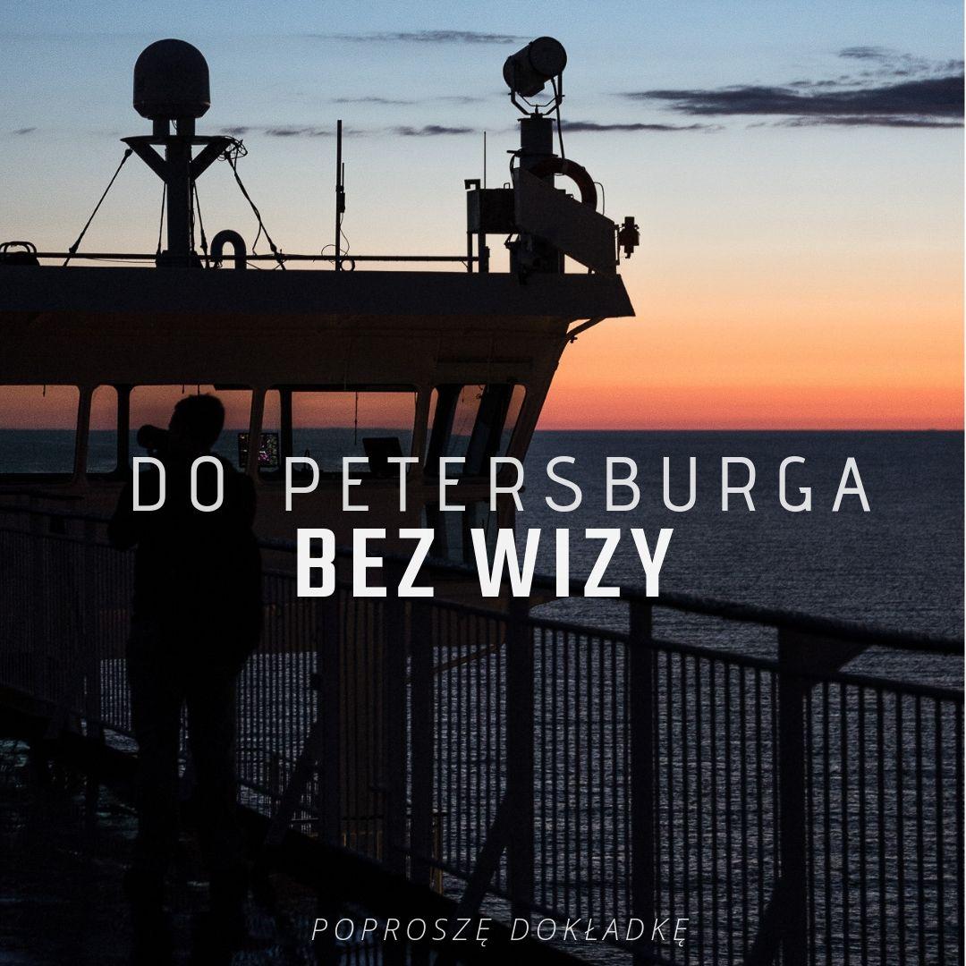 Petersburg bez wizy