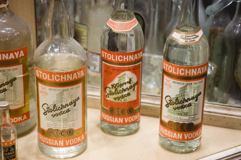 Stolichnaya, symbol