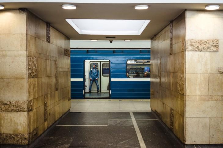 petersburskie metro