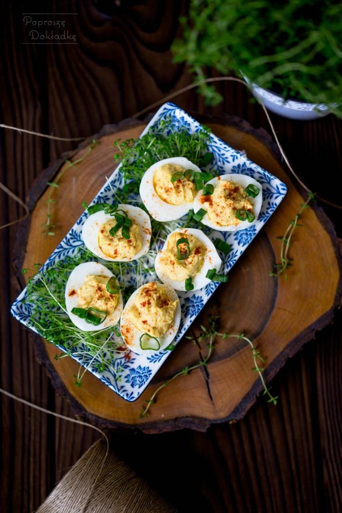 deviled eggs przepis