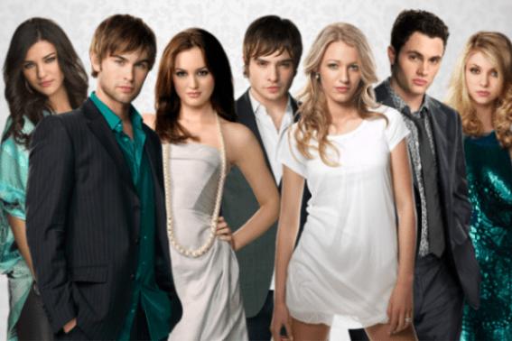 Flashback: identidade de Gossip Girl é revelada 1