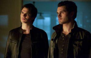 Stefan é alvo da ira de Enzo em The Vampire Diaries 2