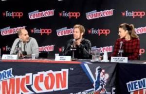 NY Comic-Con 2014: elenco de TWD promove quinta temporada 4