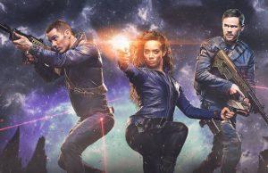 Killjoys: conheça a nova série de ficção científica do Syfy