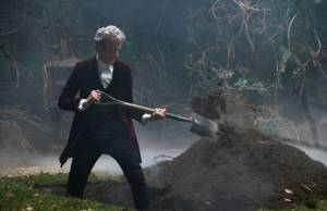 Doctor Who: protagonista enfrenta mundo sombrio