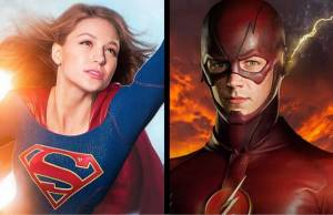 Crossover entre The Flash e Supergirl é confirmado