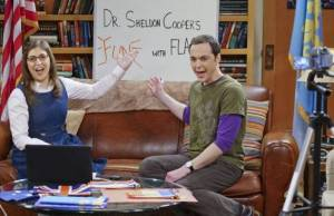 The Big Bang Theory: Sheldon e Amy comemoram o Valentine's Day
