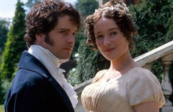 Flashback: Elizabeth visita a mansão de Darcy