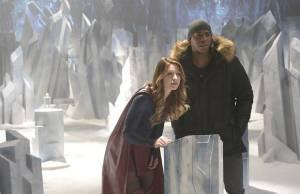 Supergirl: Kara visita a fortaleza do Super-Homem