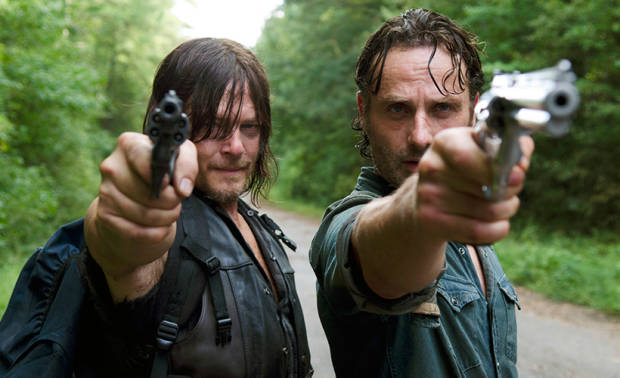The Walking Dead: grupo procura por suprimentos