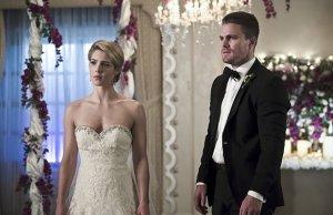 Arrow: será este o casamento de Oliver e Felicity?
