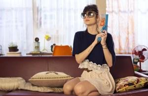 Na TV: segunda temporada de Lili, a EX