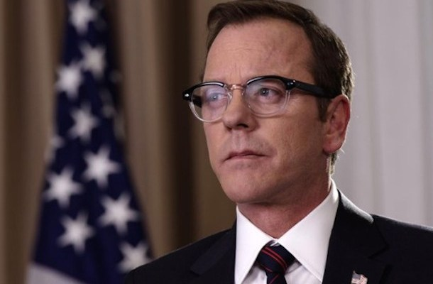 serie designated survivor