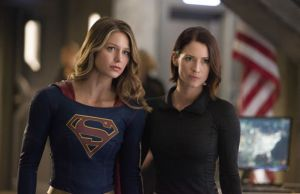 supergirl 2 temporada