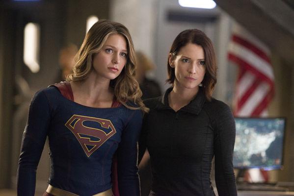 supergirl 2 temporada