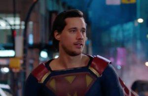supergirl namorados