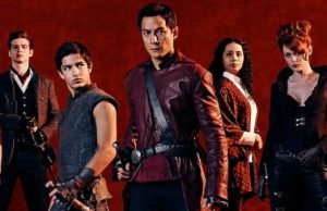 into the badlands 3 temporada