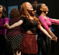 riverdale carrie musical